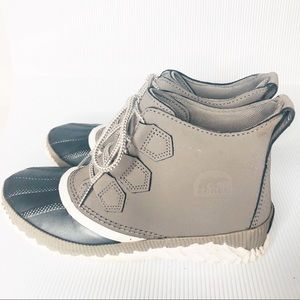 Like New Sorel In & Out Booties size 7